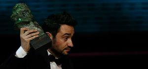 Foto: El Nacional de Cine premia al salvador de la taquilla española