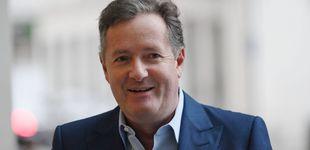 Post de Piers Morgan, el gran enemigo de Meghan, en la cuerda floja: piden que le despidan