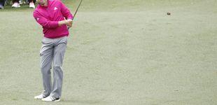Post de García y Rahm, cara y cruz en su debut en Augusta: