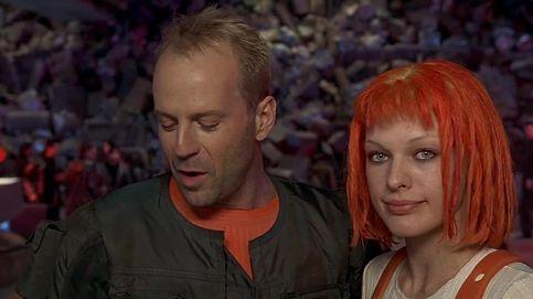 Irina Shayk le roba el look a Milla Jovovich en 'El quinto elemento'