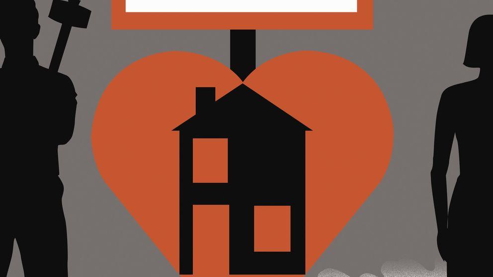 Quiero comprar la mitad de la casa a mi ex: ¿qué impuestos tengo que asumir?