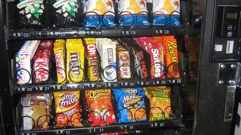 Mil días para que la mitad de los productos de máquinas vending sean frutas y verduras
