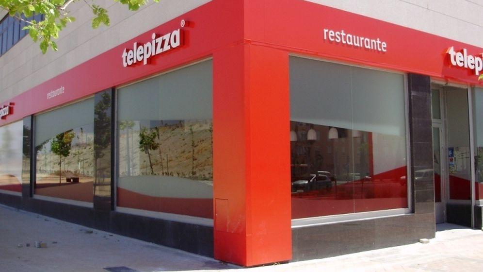 Foto: Un local de Telepizza.