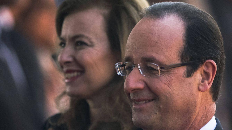 Boda secreta del hijastro de François Hollande: tenemos la foto de los novios