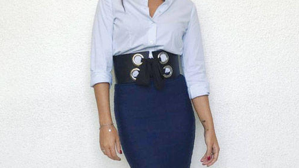 Cristina Pedroche: copia su look de oficina sexy en versión low cost