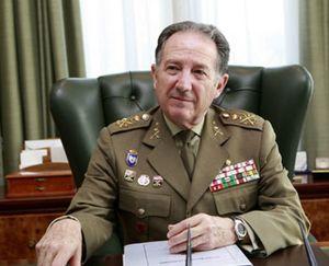 España propone al general Félix Sanz Roldán como candidato a presidir el Comité de la OTAN