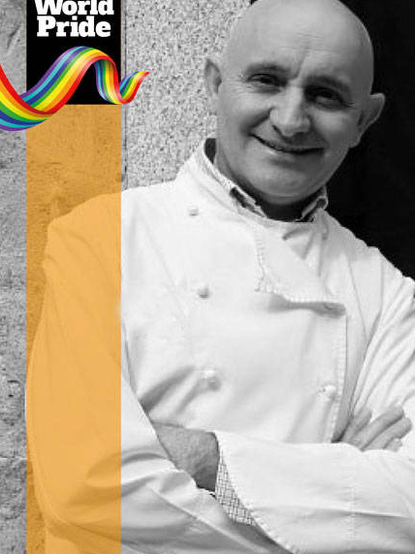 Orgullo LGTBI 2017: Toño Pérez.