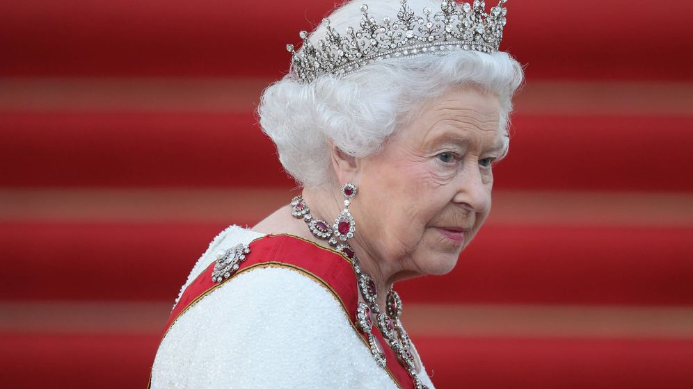 Foto: La reina Isabel II en una imagen de archivo. (Getty)