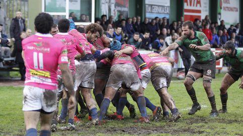 Los favoritos se imponen el día que el rugby español se unió con Movember