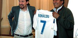 Post de La llamada de Tebas a Pablo Iglesias para salvar el fútbol español