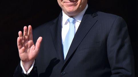 La visita de Alberto de Mónaco a la finca toledana de Blanca Entrecanales
