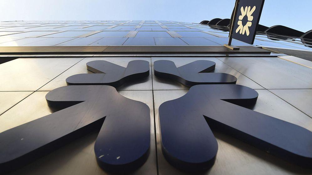 Foto: Fachada de una sucursal de Royal Bank of Scotland (RBS), en Londres. (EFE)