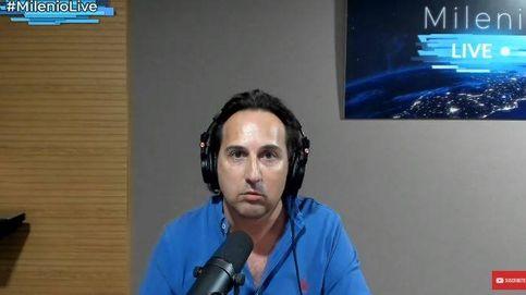 El monumental enfado de Iker Jiménez tras ser acusado de racista