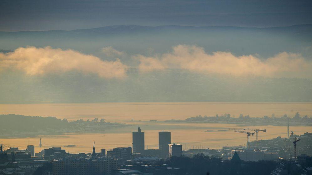 Foto: El 'skyline' de Oslo (Noruega). (Reuters)