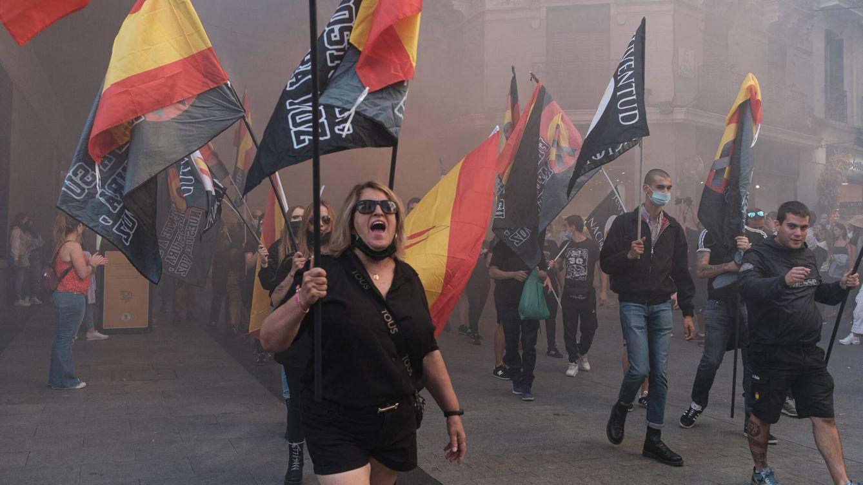 Irene Montero llevará a la Fiscalía la manifestación de neonazis en Chueca