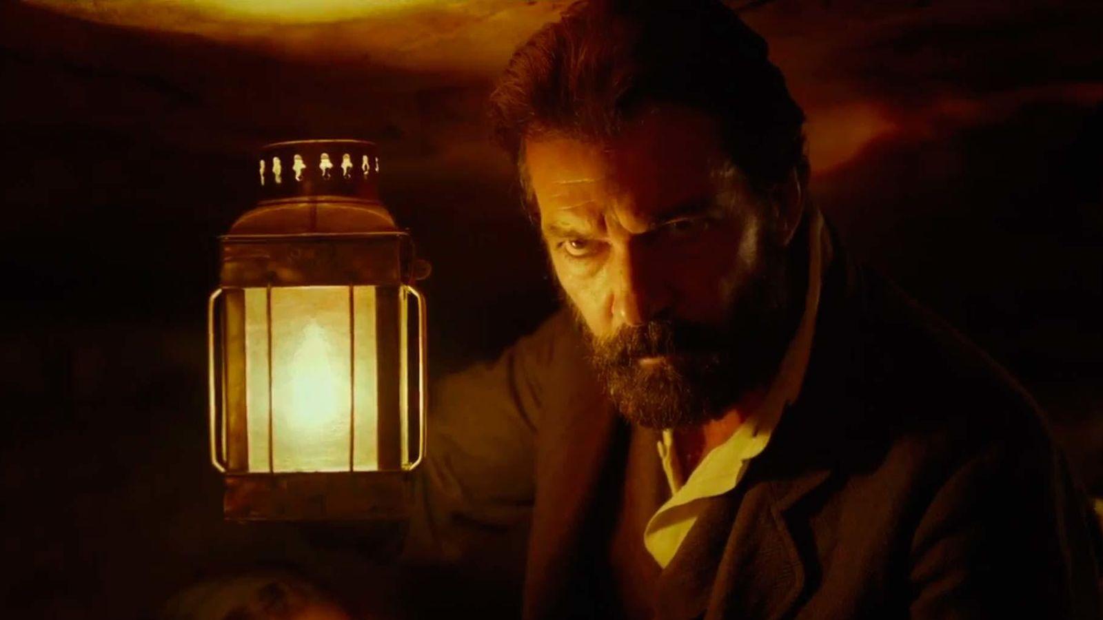 Foto: Antonio Banderas en el filme