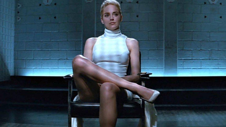 Fotograma de la película 'Instinto Básico'.