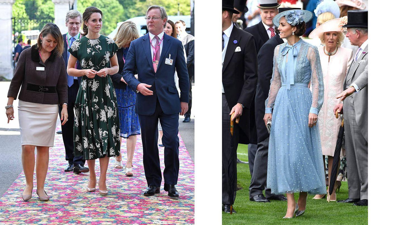 Kate Middleton. (Getty / EFE)