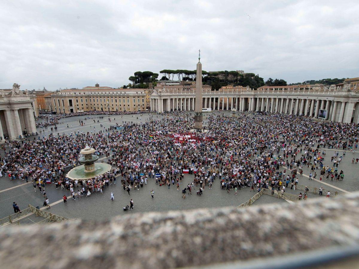 Foto: Las entradas al Vaticano estarán controladas desde el 1 de octubre (EFE EPA)