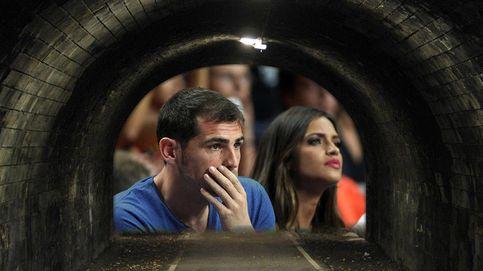Casillas, de boda con los Carbonero, su principal apoyo en tiempos de crisis