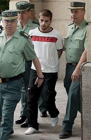 El asesino confeso de Marta del Castillo, imputado por violación y asesinato