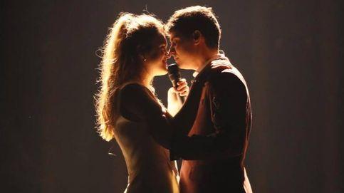Alfred y Amaia, primeras imágenes de su ensayo en Eurovisión