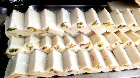 Khoya, la ricotta de India rica en proteínas