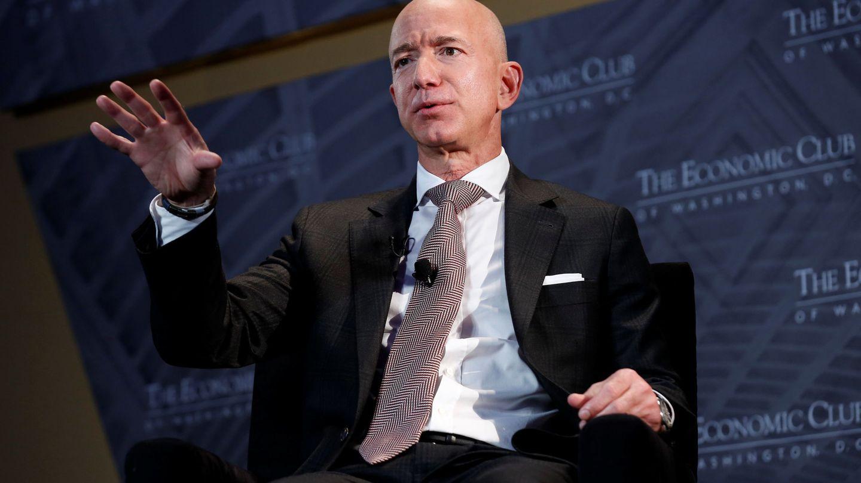 Jeff Bezos, en una imagen de archivo. (Reuters)