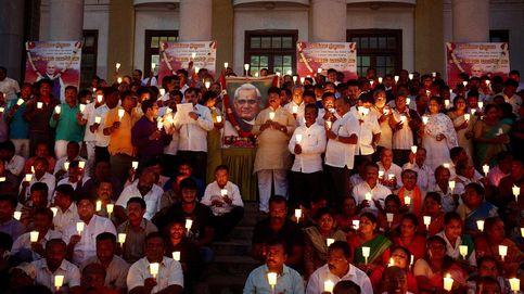 Muere el ex primer minsitro indio Vajpayee