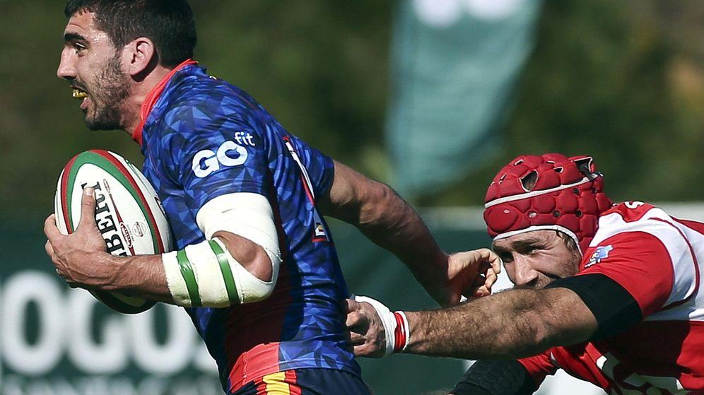 Foto: España tiene el apoyo de la World Rugby.