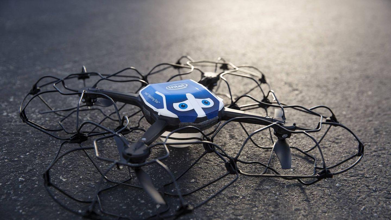 El dron Intel Shooting Star | Intel