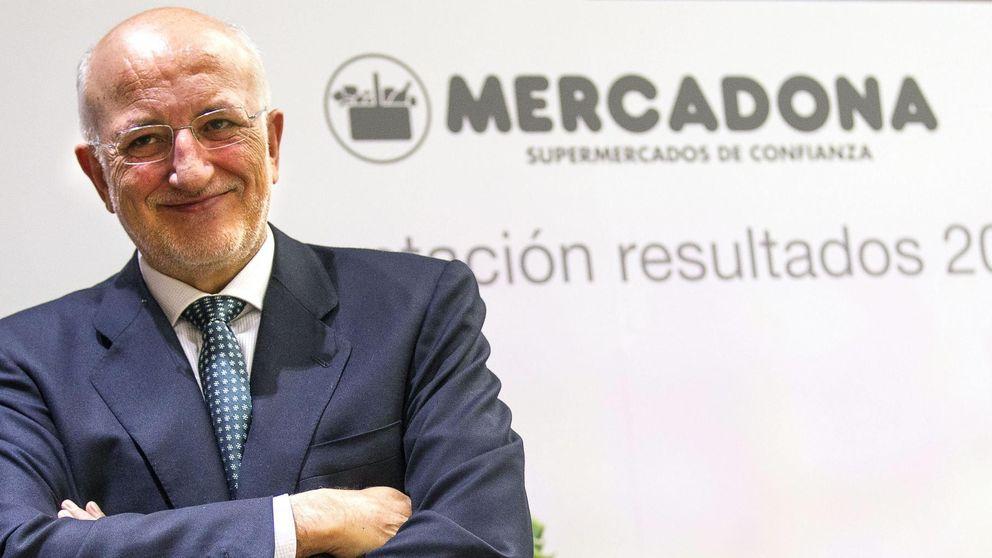 Juan Roig, el empresario/tendero de moda
