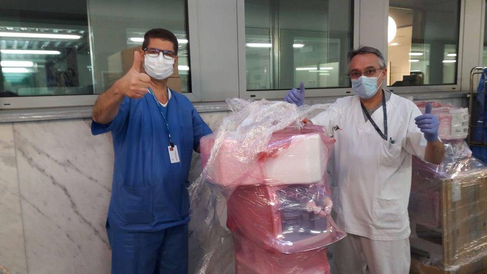 Coronavirus: Sanidad prohíbe a las UCI privar de respiradores por motivos de edad