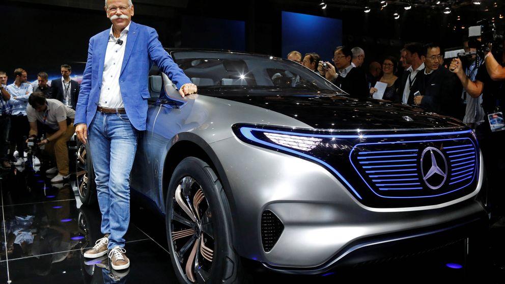 Volkswagen, Mercedes, Renault... Los nuevos coches eléctricos 'anti-Tesla'