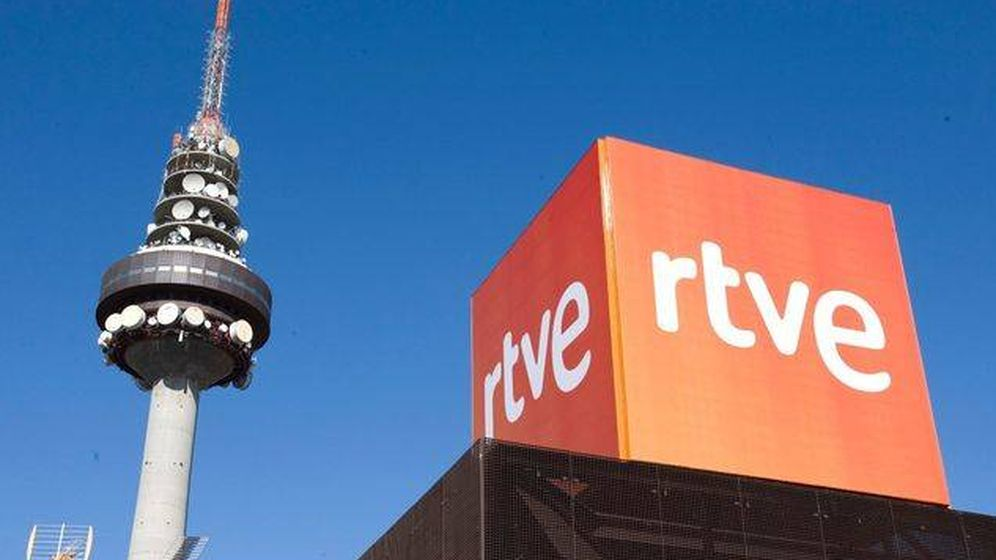 Foto: Sede de RTVE en Madrid.