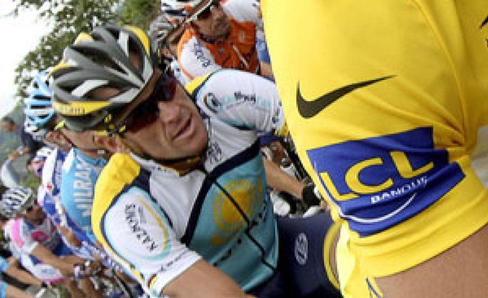 Foto: Armstrong traslada la 'guerra' al psicólogo