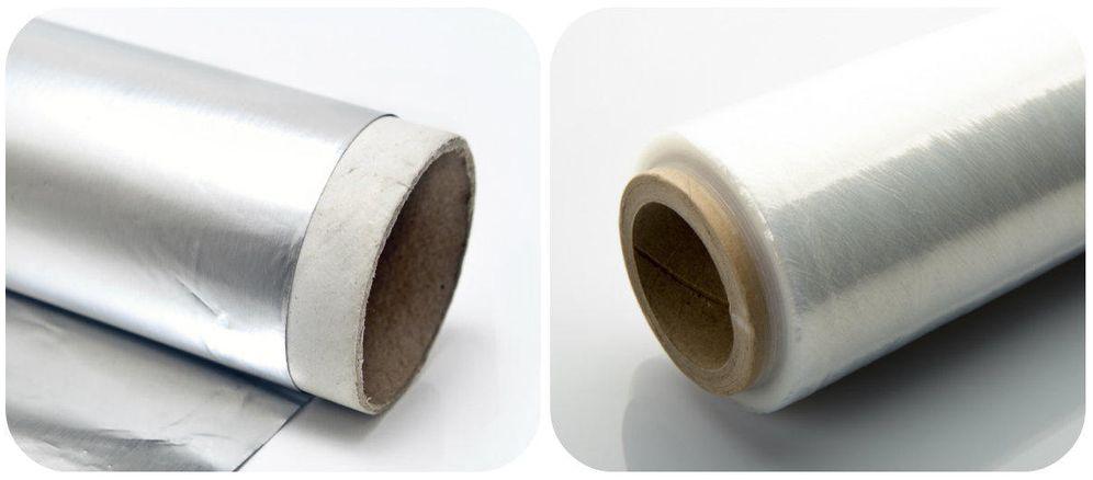 Foto: Aluminio vs. film. Una dura batalla. (iStock)