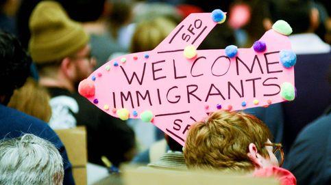 Trump incendia Silicon Valley: su plan de inmigración afecta al 20% de empleados