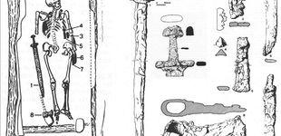 Post de El misterio del esqueleto que primero fue nazi y luego soviético