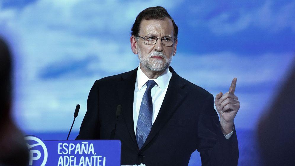 Foto: El presidente del Gobierno y del PP, Mariano Rajoy. (EFE)