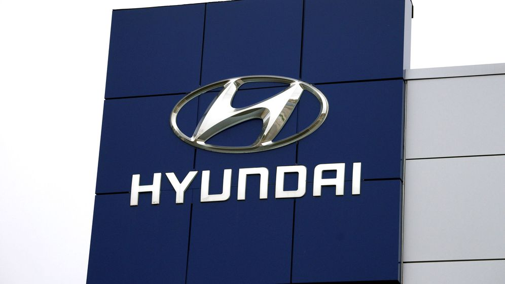 Foto: Logo de Hyundai (Reuters)