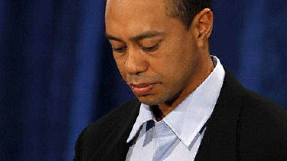 """La adicción al sexo de Tiger Woods no es una enfermedad, """"es una excusa"""""""