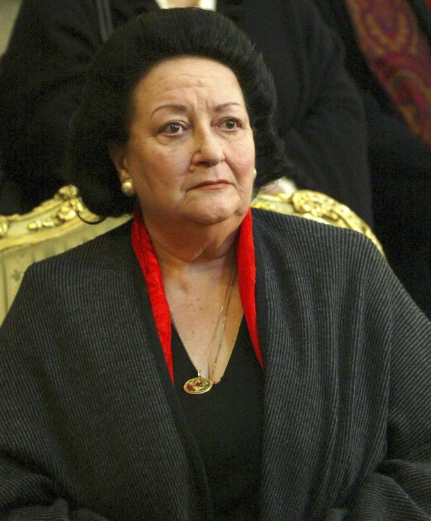 Foto: Montserrat Caballé en una imagen de archivo (Gtres)