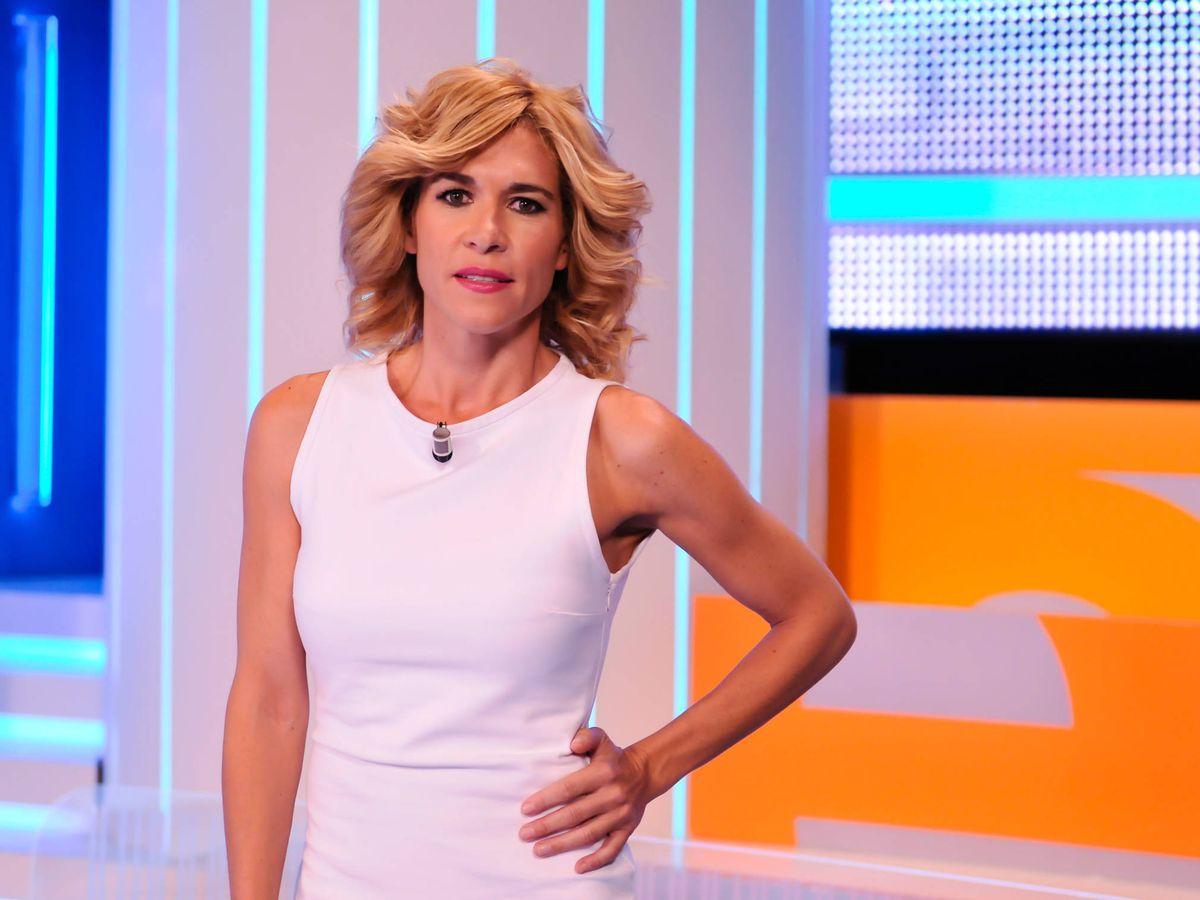 Foto: Cristina Fernández, colaboradora de 'Espejo público' (Atresmedia)