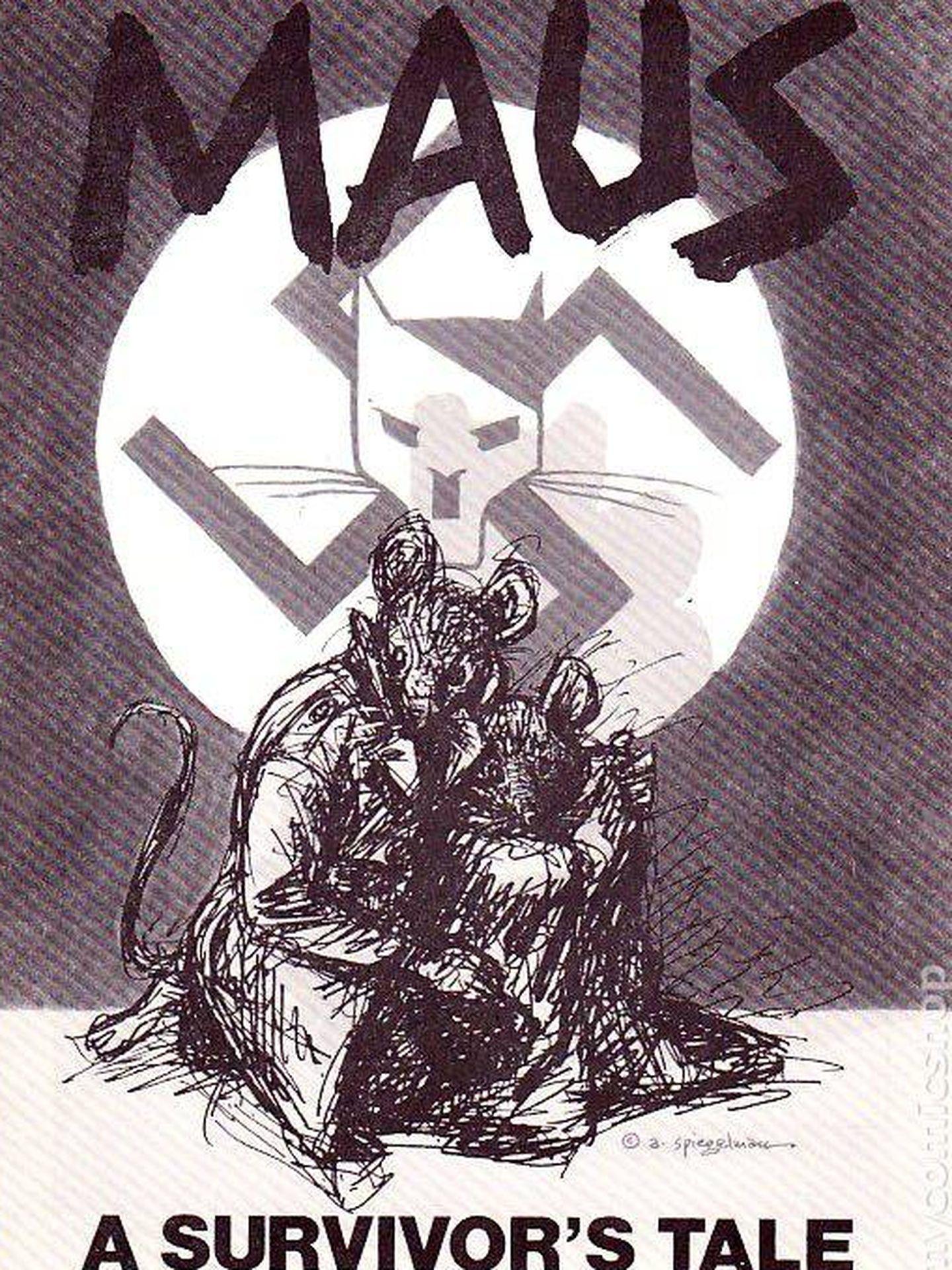 'Maus' de Art Spiegelman.