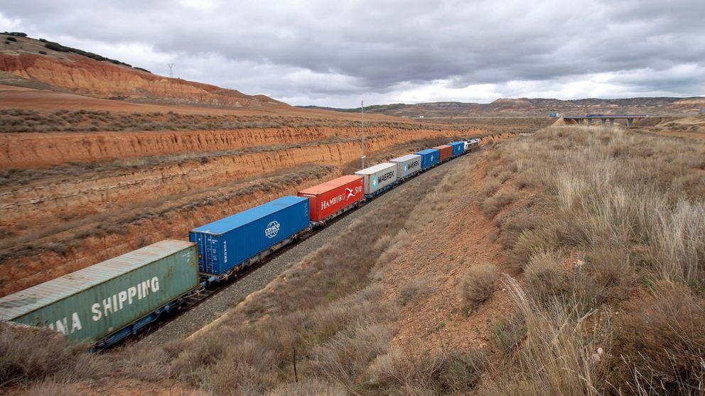 Renfe ultima una alianza continental con Deustsche Bahn para el tren de mercancías