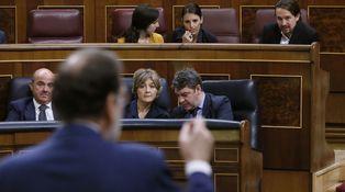 Es hora de que Rajoy e Iglesias den la cara (por la cuenta que les trae)