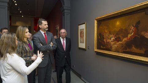 El Prado vuelve a chocar con Goya