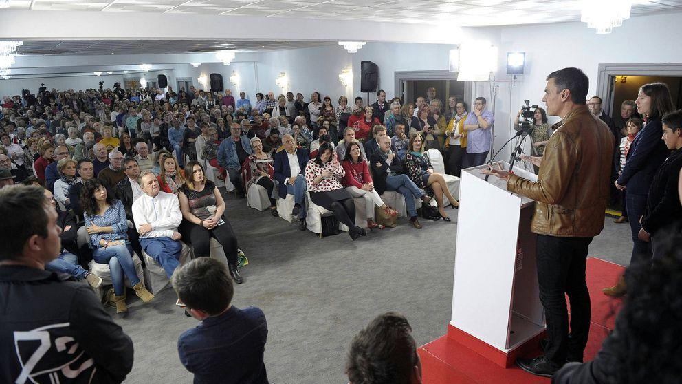 Sánchez: si el PP saca sus PGE sin el PSOE, se verá la inutilidad de la abstención a Rajoy