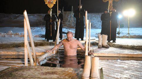 Putin celebra la Epifanía ortodoxa y exposición de Balkenhol en Málaga: el día en fotos